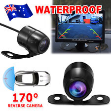170° CCD Waterproof Night Vision Car Rear View Reverse Backup Parking Camera HD