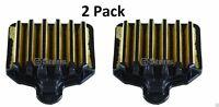 2 Pack Stens 605-390 Pleated Air Filter Fits Poulan Pro 575296301 PP5020AV