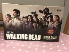 THE WALKING DEAD BOARD GAME (AMC) CRYPTOZOIC - EXCELLENT CONDITION