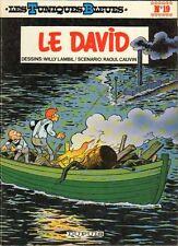 EO BD  LAMBIL CAUVIN 1982 Dupuis Tuniques Bleues 19 Le David