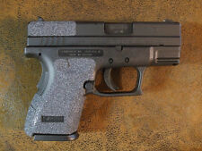 Sand Paper Pistol Grips for the Springfield XD Sub Compact in 9mm and 40 Cal