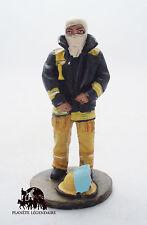 Figurine Del Prado plomb Pompier Tenue de Feu Sydney Australie 2003 Figure