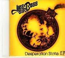 (DP498) Yes Sir Boss, Desperation State EP - 2012 DJ CD