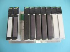 Modicon 10 Slot Quantum Backplane 140 XBP CPS CPU ARI