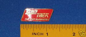 Star Trek Next Generation Series Logo Pin Badge STPIN1502