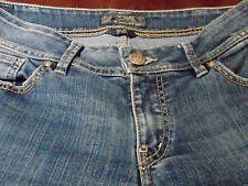Silver Suki  Women's distressed Jeans  W32  L37