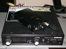 SHURE PSM600 IN EAR WIRELESS MONITOR SYSTEMS #02