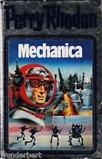 *b~ Perry RHODAN 15 - MECHANICA - HC - Silberband - (1983) HOLOGRAMM - gut