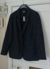 Ladies new Gap check jacket size 14