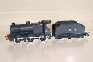 LIMA 216533 HO GAUGE LMS BLACK 0-6-0 CLASS 4F LOCOMOTIVE 4547 nw