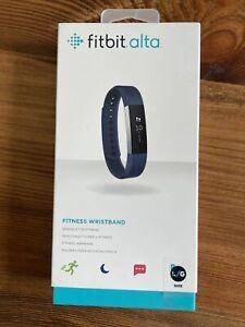 Fitbit Alta Small Activity Tracker - Blue