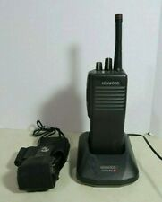 Kenwood TK-290 VHF Radio 146-174 MHz with Charger & Holster