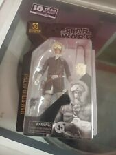 Star Wars The Black Series Archive Han Solo (Hoth) 6? Action Figure