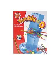 Tumble O Ball Game Ker-plunk BOARD GAME CHILDRENS KIDS TOY GAME GIFT CHRISTMAS