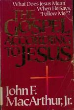 "The Gospel According to Jesus: What Does Jesus Mean When He Says, ""Follow Me""?"