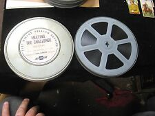 Vintage 1957 CHEVROLET Meeting the Challenge DSS57-4-T Sound Film Pick-Up Truck