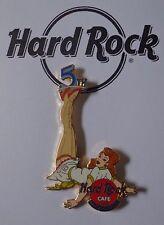 Hard Rock Cafe Pin Niagara Falls 5th Anniversary Le 2001