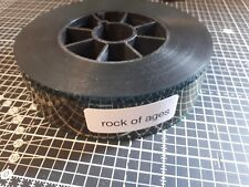 Rock of ages movie rare 35mm film trailer film cells Tom Cruise