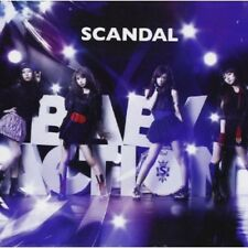 Baby Action - Scandal (2011, CD NIEUW)