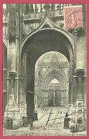 CPA-76 - Rouen Cathedrale - Entrée de la cour des libraires
