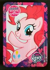 Rare My Little Pony Collectors Metal Tin Canterrific Activity New!  Ships Free.