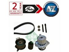 For Seat Altea XL 1.9 TDI 90HP -16 Powergrip Timing Cam Belt Kit And Water Pump