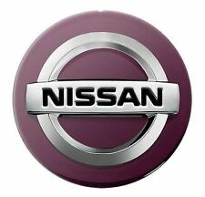 Genuine Nissan Micra 08/13 - 2016 Centre Cap - Black Purple (KE409BPURP)