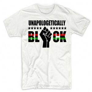 Black History Month T-Shirt Africa, black economics, Malcolm X, Martin L. King