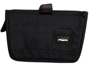 "TUMI 280SD3 15"" Black Ballistic Nylon Padded Laptop Sleeve Pouch Case Cover 15"""