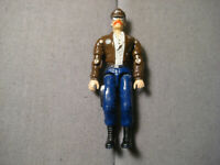 "Vintage GI Joe 1989 Incomplete Dogfight 3.75"" Action Figure DOGFIGHT"