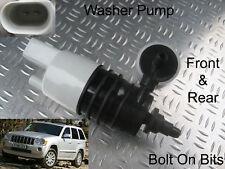 Motor Pumpe Windschutzscheibe washer PUMP Jeep Grand Cherokee 2005 durch to 2010