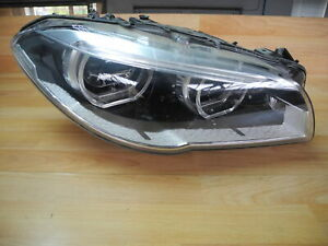 BMW F11 F10 F18 LCI Adaptive Xenon Headlight Right Front 7424146