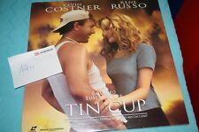 Tin Cup -  Laserdisc Laserdisk LD / NEU