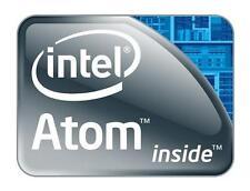 10 x NEW Intel Atom Inside Sticker. 16mm by 12mm USA Seller