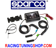 CENTRALINA SPARCO PROFESSIONALE IS-150 - RACING INTERCOM HELMETS RALLY