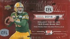 2016 Upper Deck CFL  Set #1-137