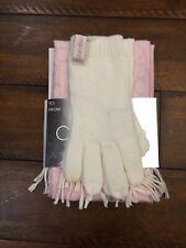 Calvin Kevin 2 Piece Set Muffler & Touch Gloves