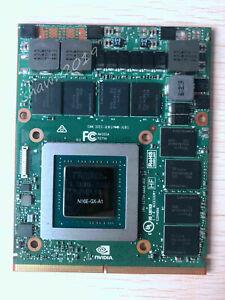 NEW MSI GT70 GT80 NVIDIA GeForce GTX 980M 8GB N16E-GX-A1 MS-1W0H1 Video Card