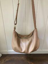 Opelle creative Roberta sling handmade bag brown cuero leather crossbody $330