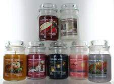 Yankee Candle American Home Collection Large 19oz (538g) Jars Choice of 19 Fragr