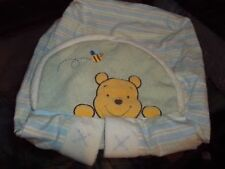Kidsline Disney Winnie the Pooh Peek A Boo Plush Crib Diaper Stacker