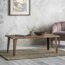 Frank Hudson Gallery Direct Foundry Oak Coffee Table