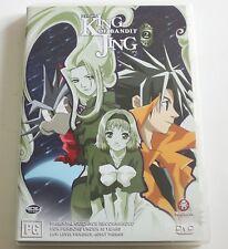 King Of Bandit Jing : Vol 2 (DVD, 2004)