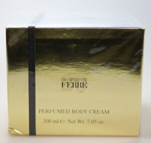 Gianfranco Ferre 20 WOMAN 200ml Perfumed Body Cream