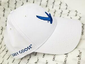 NEW Bridgestone Golf GREY GOOSE COLLECTION EMBROIDERED branded hat/cap Custom