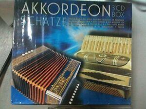 Akkordeon Schätze (2004) Philipp Simon, Georg Schwenk, Christine Fuchs,.. [3 CD]