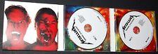"Metallica ""Hardwired ... To Self-Destruct"" Two CD Set Blackened Recordings 2 CDs"