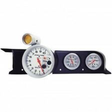 "Auto Meter 49102 Triple Dash Top (5"" Pedestal Tach, 2-5/8""X2), Mustang 87-93 Fox"