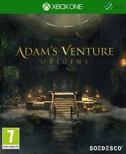 Adam's Venture Origins Xbox One * NEW SEALED PAL *