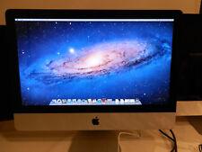 Apple iMac 21.5 Inch Mid 2011 / i5 2.5Ghz / 4GB Ram / 500GB HDD